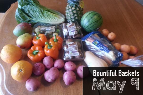 Bountiful Baskets May 9