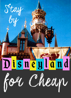 stay by disneyland